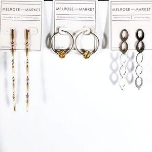 3 Pair Bundle Melrose & Market Nordstrom Brand